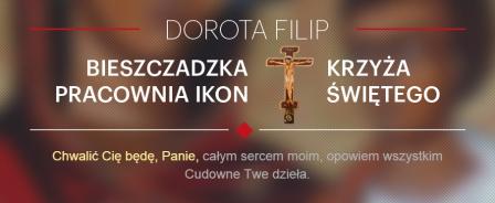 Bieszczadzka pracownia ikon- Dorota Filip